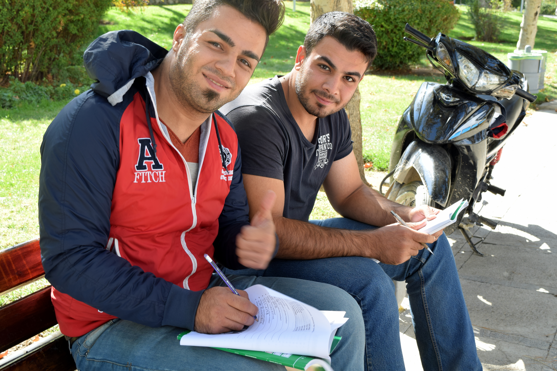 iraanse mannen in nederland