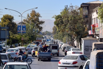 Iran verkeer (14)