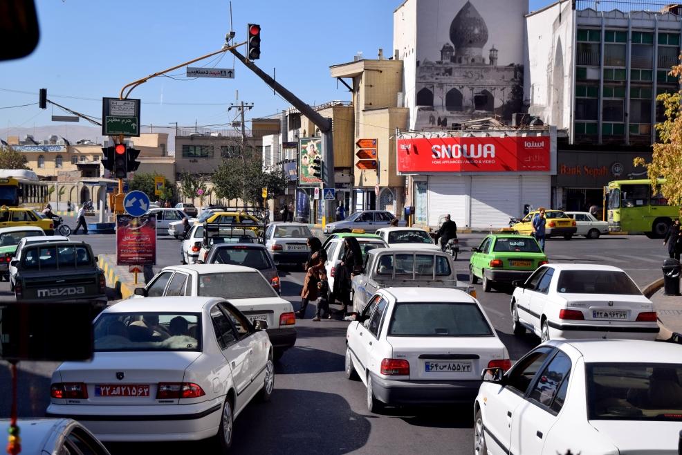 Iran verkeer (23)