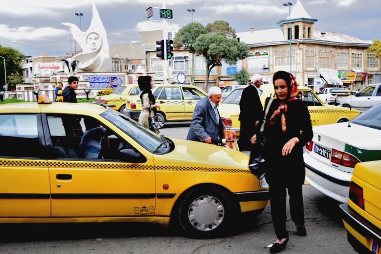 Iran verkeer (9)