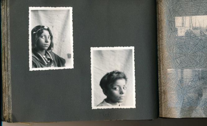 portretjes zigeunerkinderen