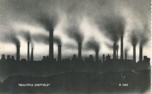 1 schreffield briefkaart