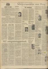 algemeen handelsblad schrijvers over Praag 2908
