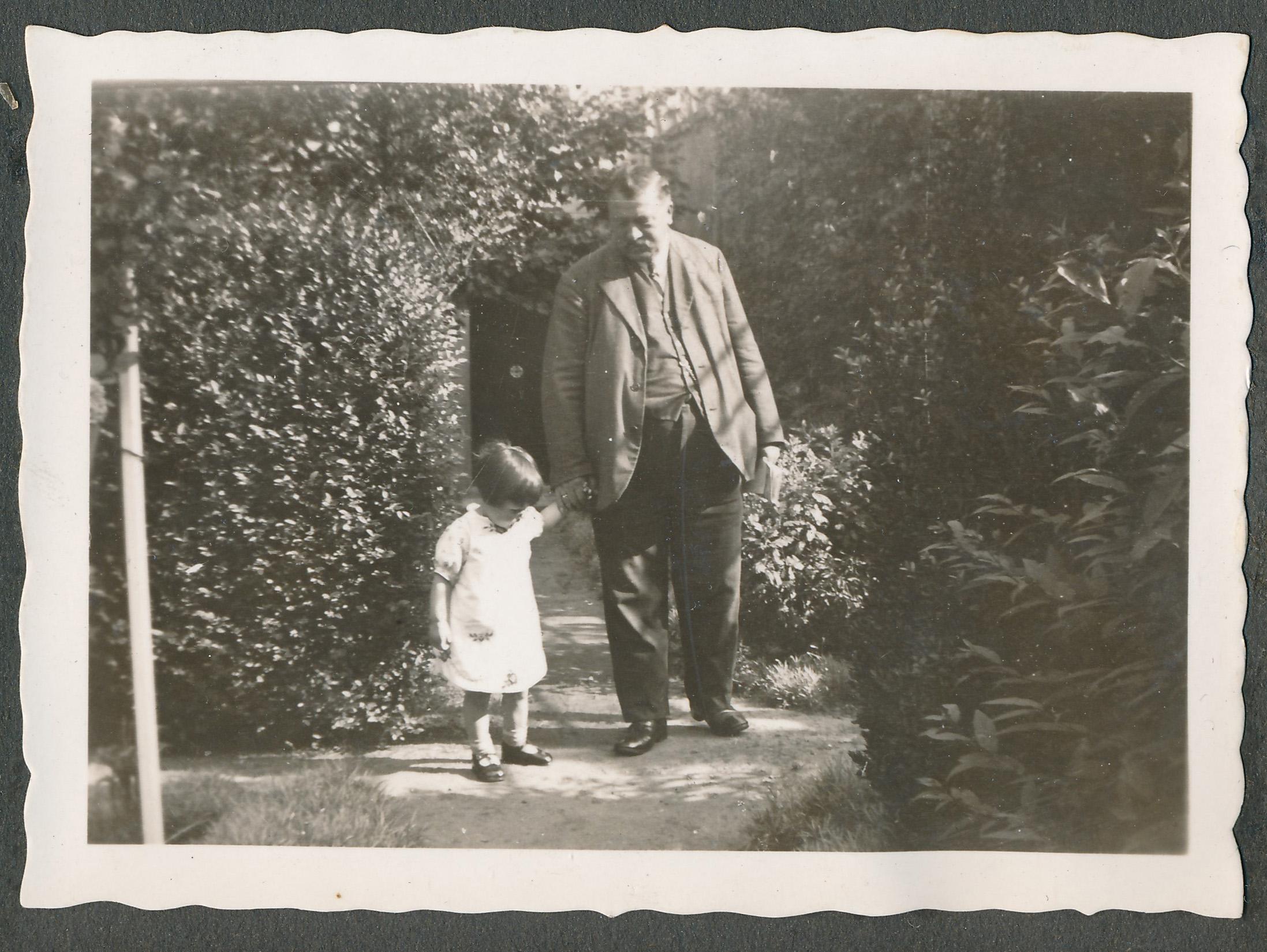 opa met oudste van willem 36